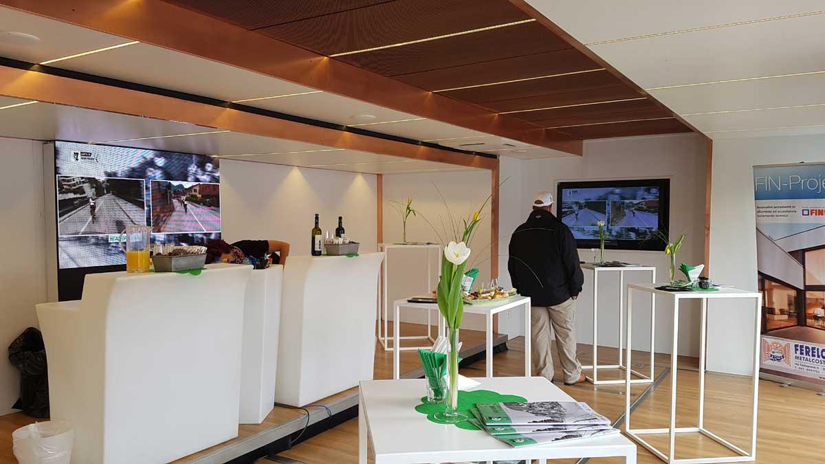 Gran Premio Lugano Truck hospitality