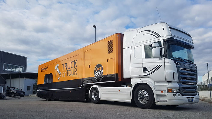 camion continental truck