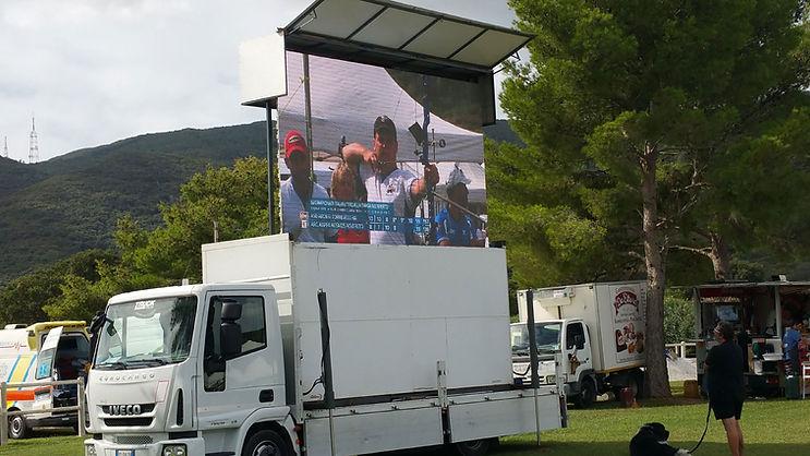 noleggi truck led mobile