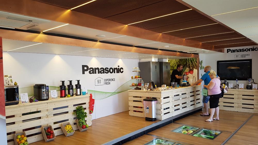 Truck tour Panasonic