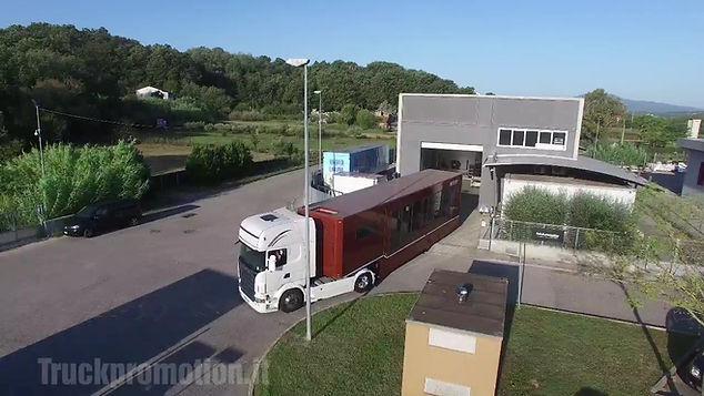 noleggio truck roadshow
