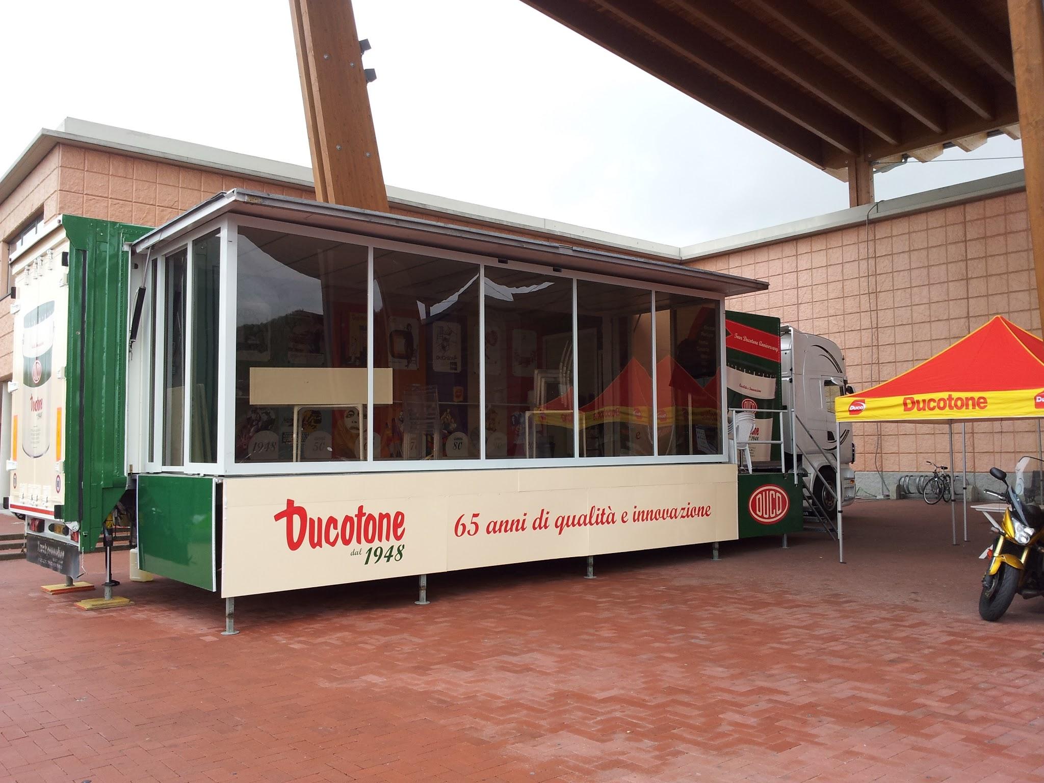truck tour ducotone