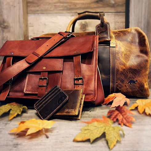 Our new _kodiakleatherco products are on