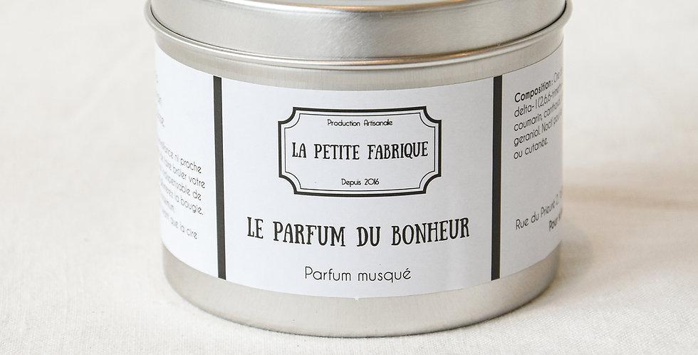 """""""Le parfum du bonheur"""" - métal"""