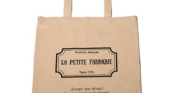 Tote bag La Petite Fabrique