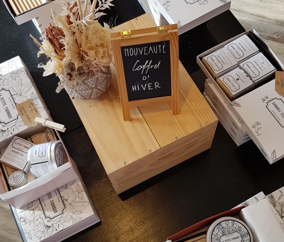 Inspirez-vous pour vos cadeaux dans notre boutique artisanale à Broc