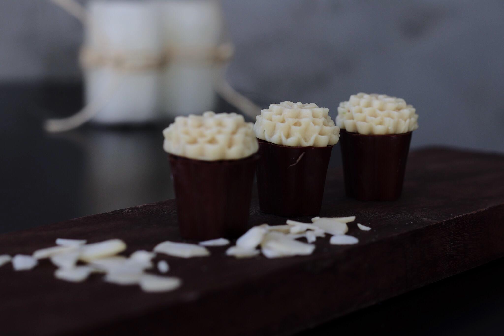 Amêndoas & Chocolate