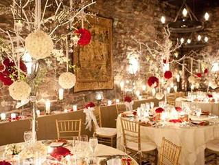 5 motivos e 1 dica - Casamentos em época de festas.