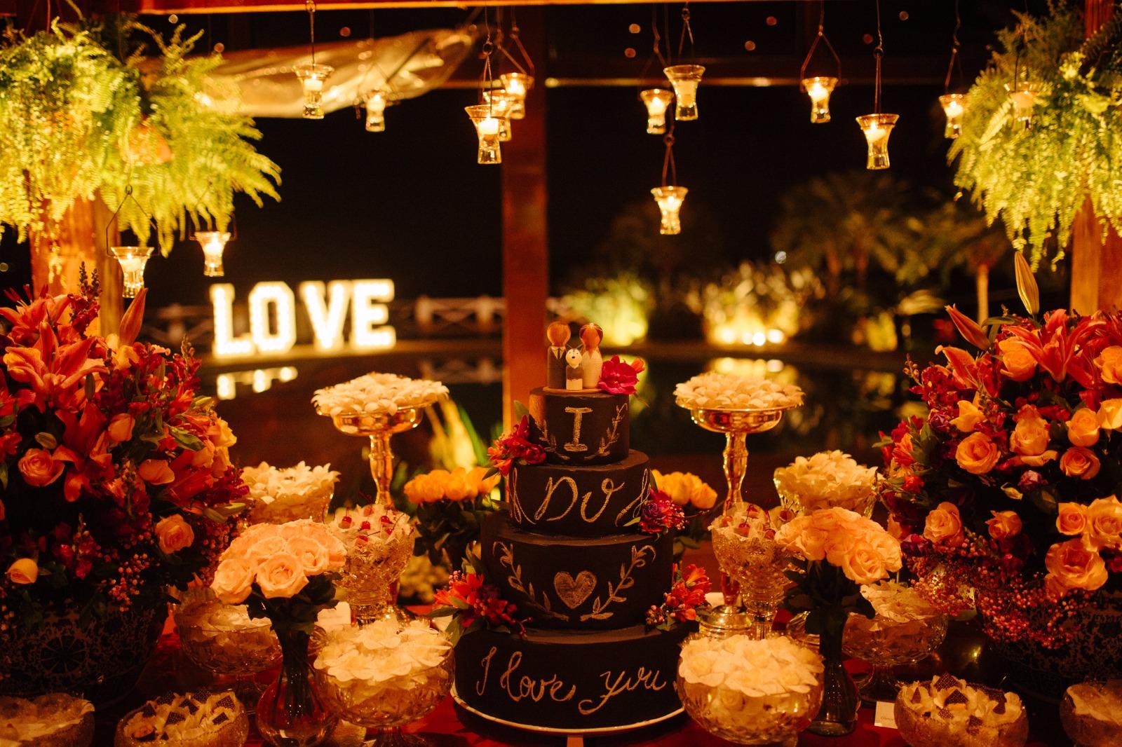 Casamento no Moress Fazenda