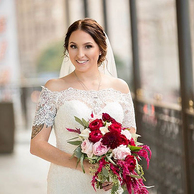 When purchasing your bridal package you