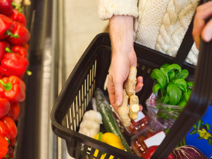 Shopping for Your Weight Loss Diet