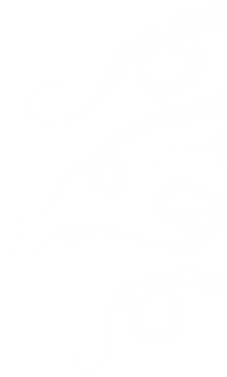A black and white drawing of octopus tentacles.
