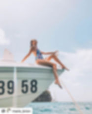 fille girls martinique vip bateau