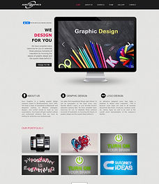 graphic designwebsite template