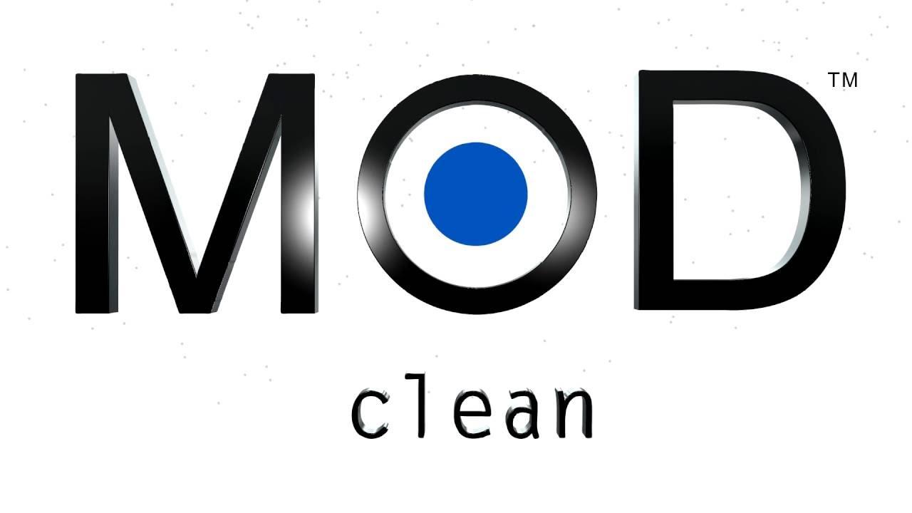 MOD Clean logo