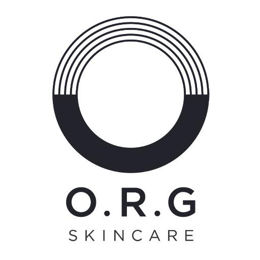 O.R.G. skin care logo