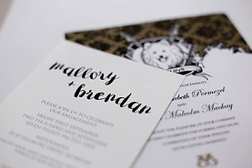 examples of printed invitations