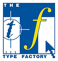the type factory logo
