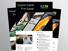 A4 Flyers and Brochures