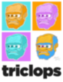 Triclops Poster Design 2