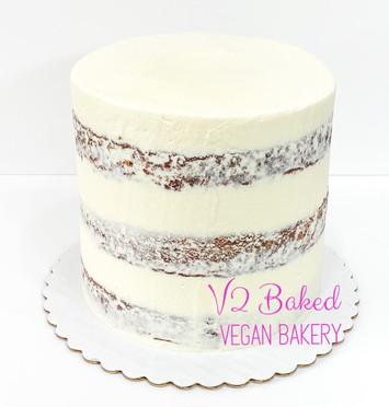 Naked Cake Soy Free