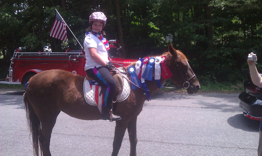 Fourth of July parade!