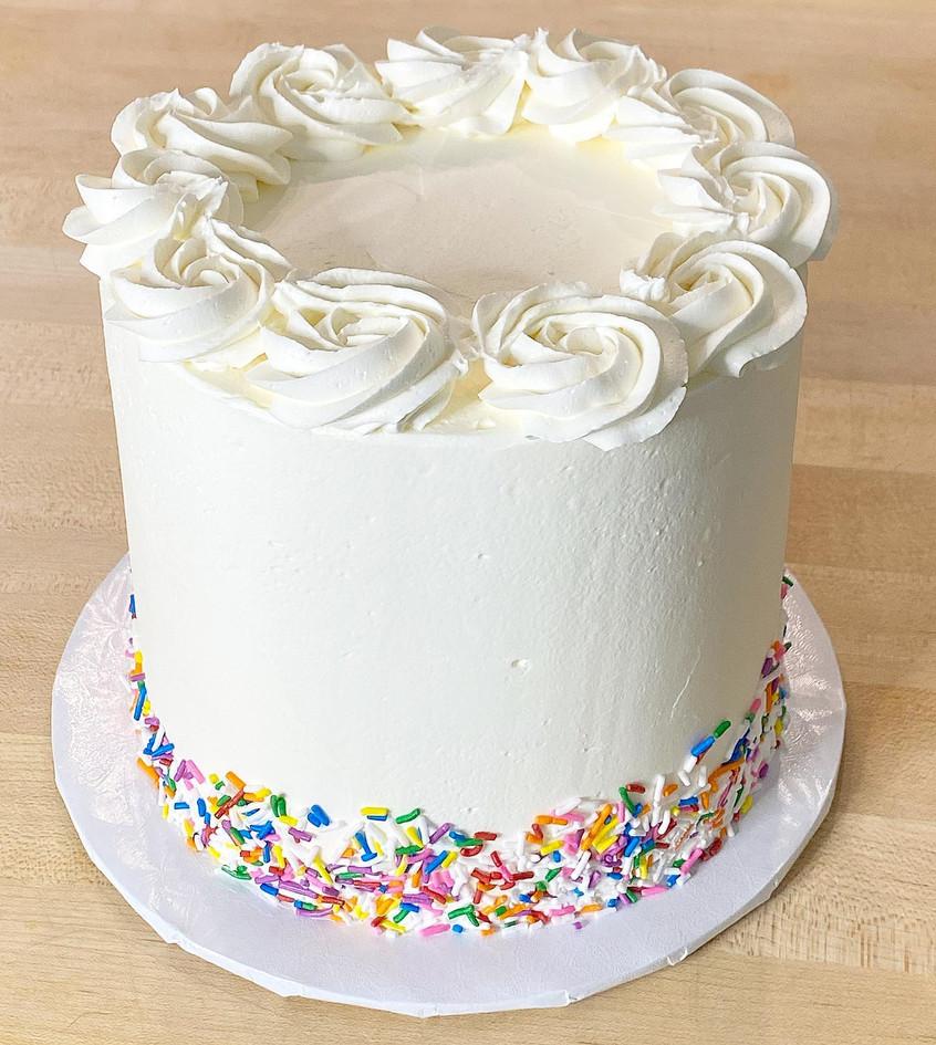 Basic Dessert Cake