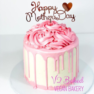 Mother's Day Drip Rose Gold Topper.JPG