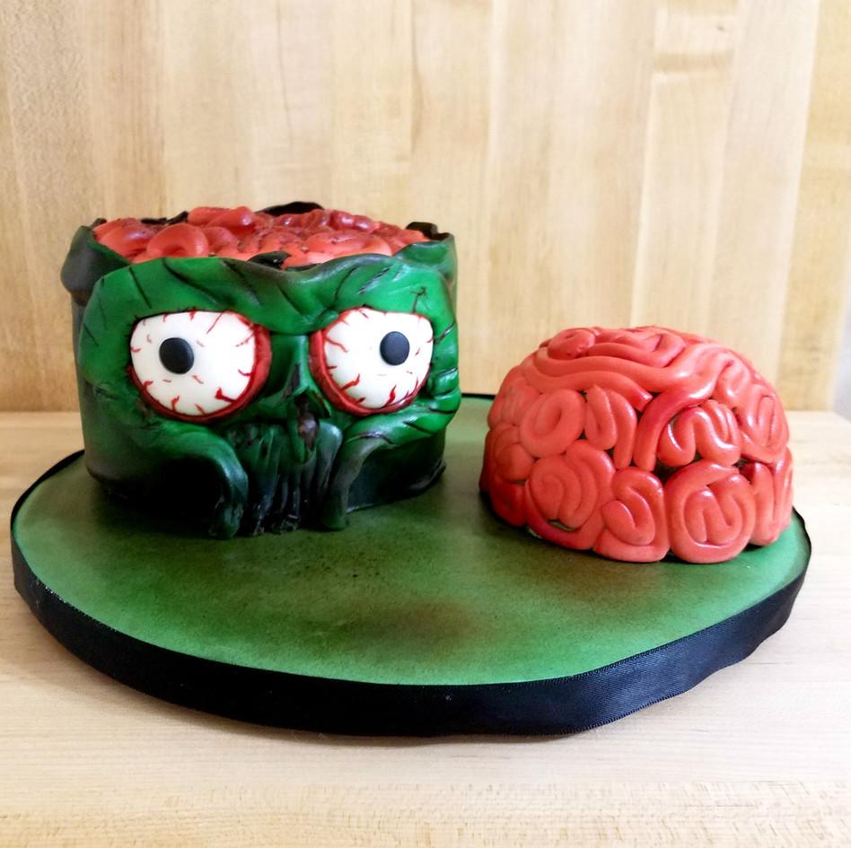 Zombie Birthday & Smash