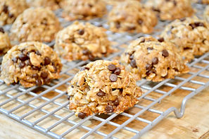 Oatmeal Peanut Butter Chocolate Chip Coo