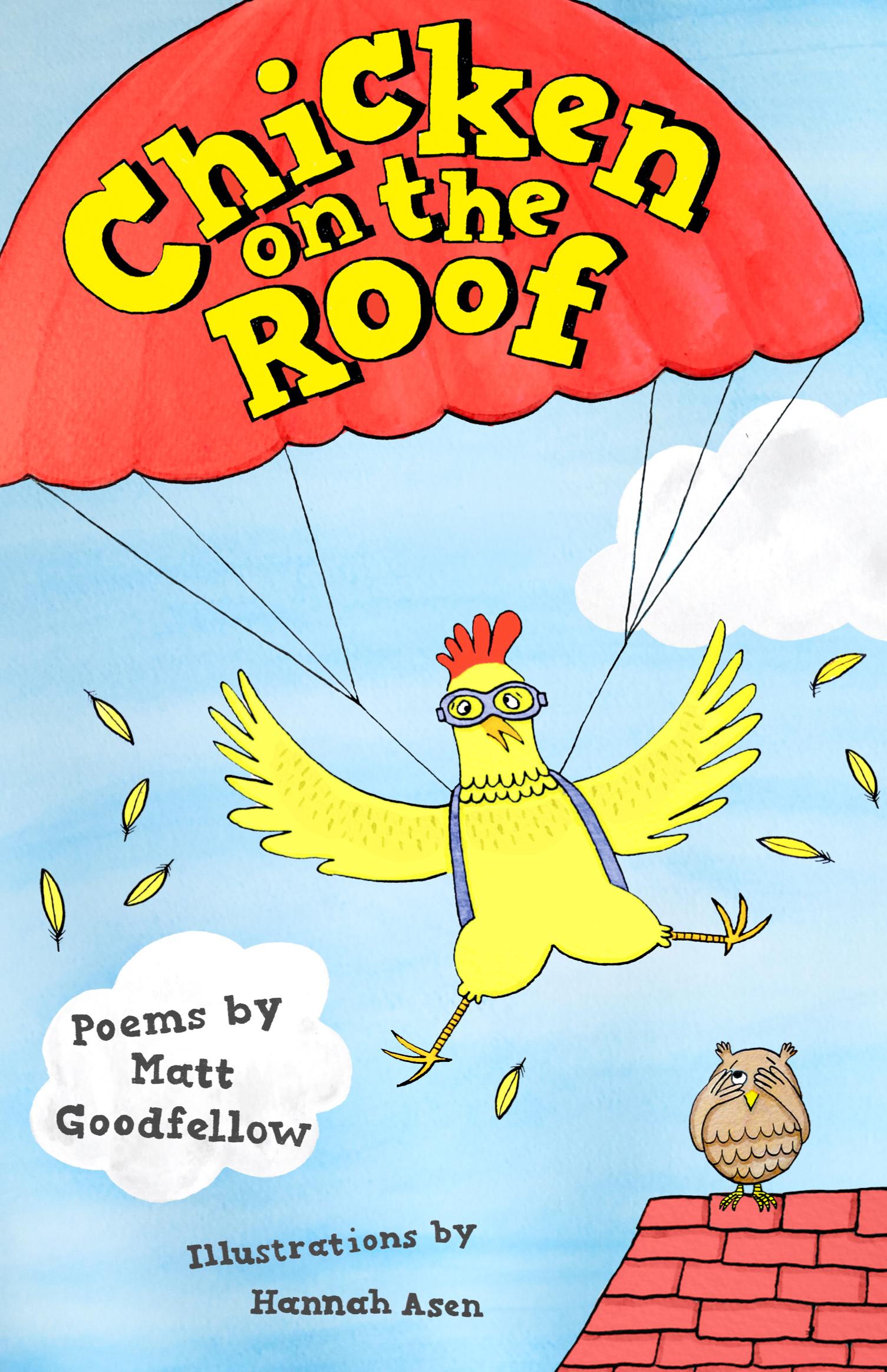 Chicken on Roof