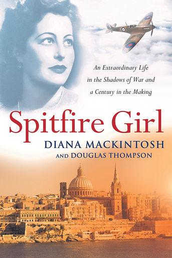 Spitfire Girl: Diana Mackintosh : Thompson : Adlib