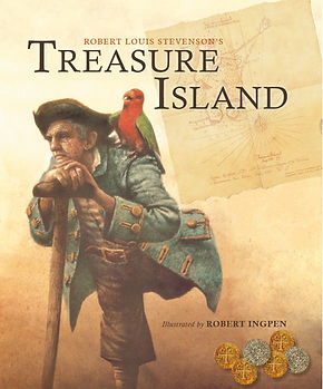 Treasure Island : Robert Ingpen