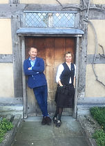 Mick Manning and Brita Granström