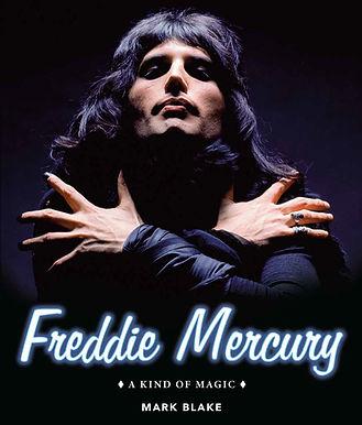 Freddie Mercury A Kind of Magic