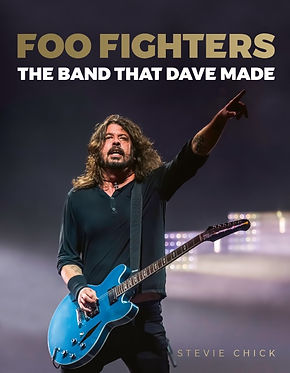 Foo Fighters: The Band That Dave Made: Stevie Chick