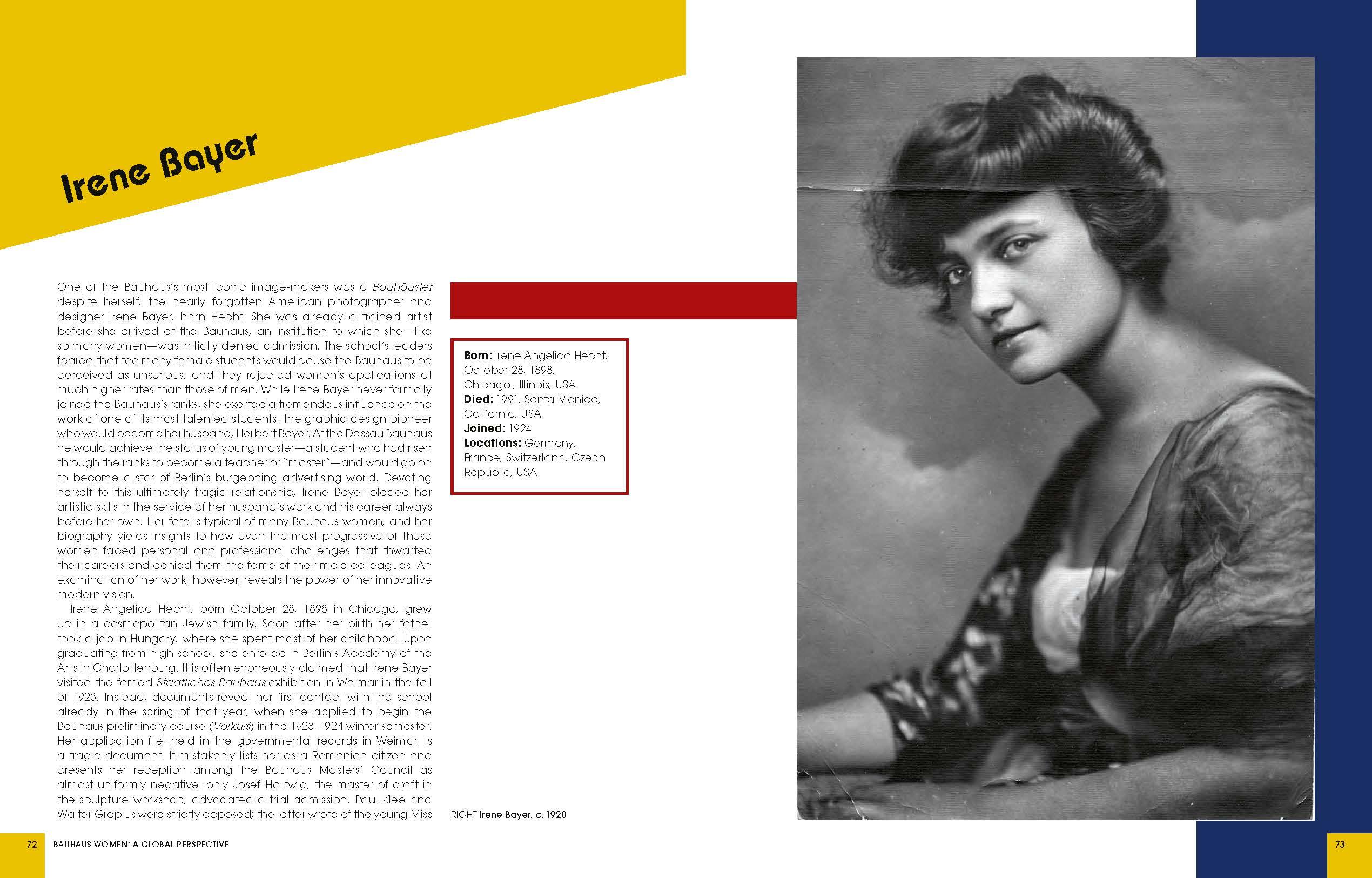 Bauhaus Women: A Global Perspective
