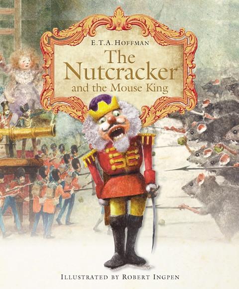 Robert Ingpen - Nutcracker_lores