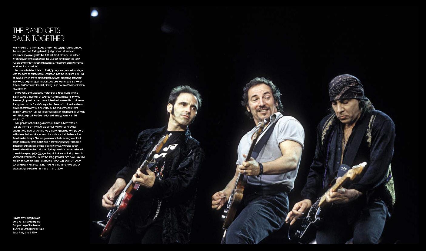 Springsteen Album by Album
