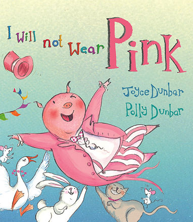 I Will Not Wear Pink