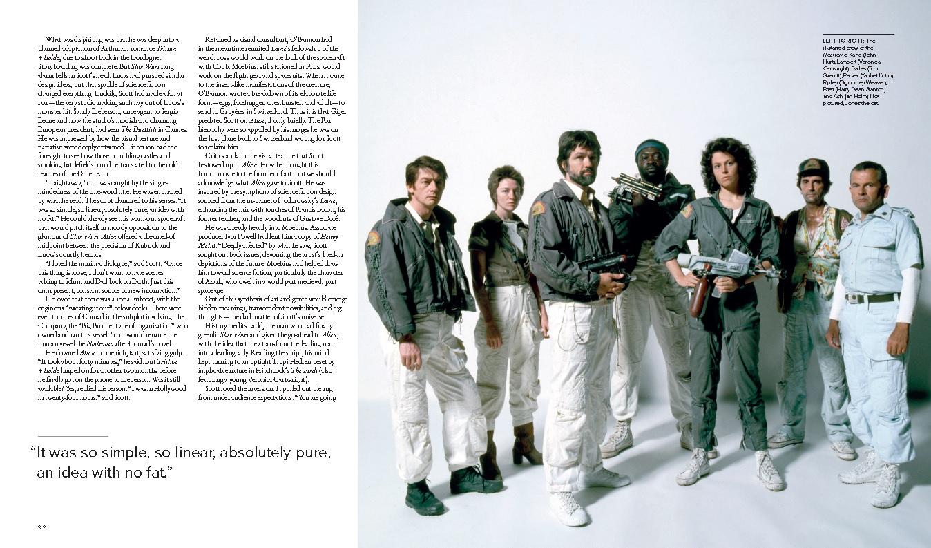 Ridley Scott A Retrospective