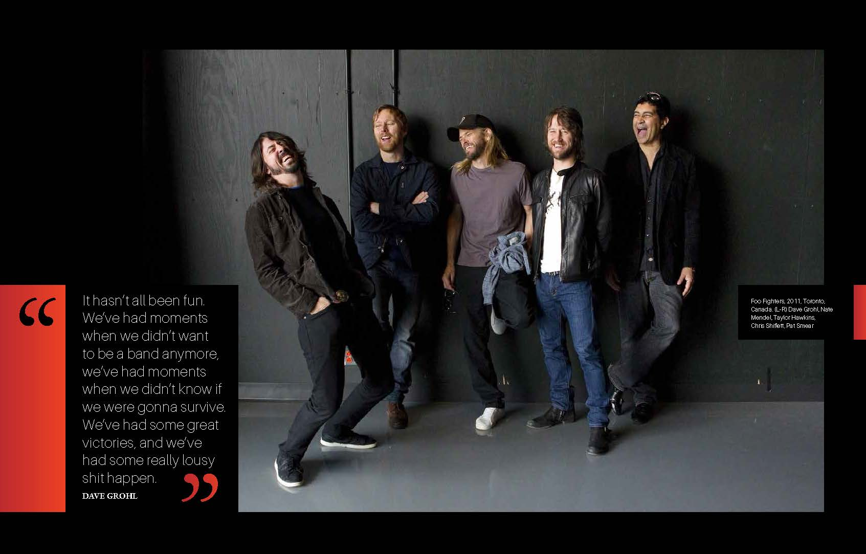 Foo Fighters The Band That Dave Made