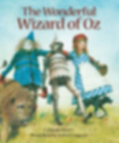 The Wonderful Wizard of Oz by L Frank Baum Illustrated by Robert Ingpen
