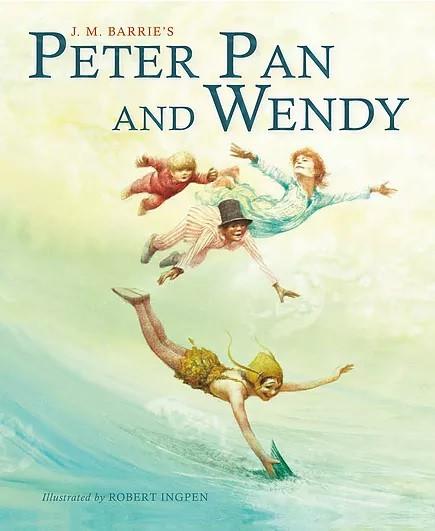 Peter Pan and Wendy (abridged)