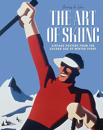 The Art of Skiing by Jenny de Gex