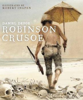 Robinson Crusoe : Robert Ingpen