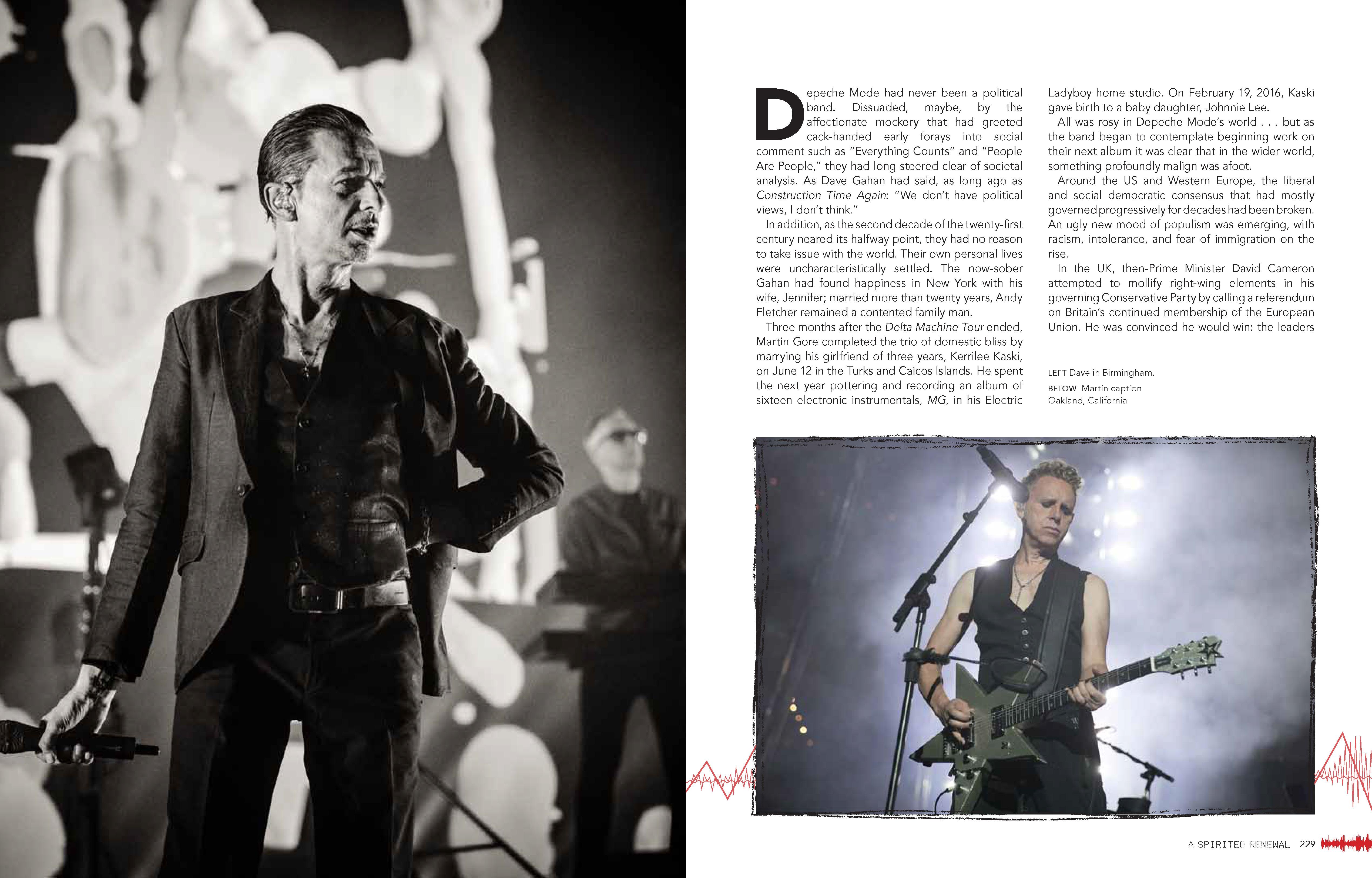 Depeche Mode Faith and Devotion