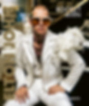 Elton John : Chris Roberts : Palazzo