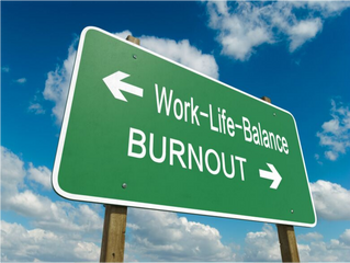 On The Path To Burnout?