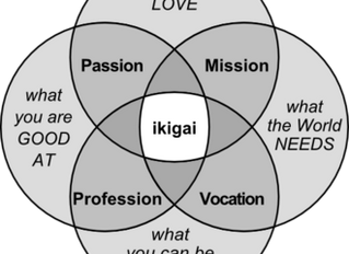 Applying Ikigai to Leaving the Emergency Services